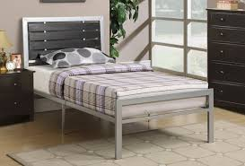 black metal twin size bed steal a sofa furniture outlet los