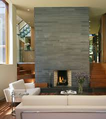 articles with modern grey brick fireplace tag modern brick