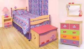 bedroom inspiring purple theme girls bedroom decoration with