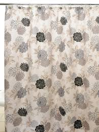 decor u0026 tips splashing floral waverly curtains for window