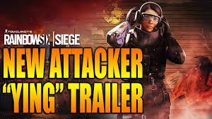 Tom Clancy Rainbow Six Siege Blood Orchid Dlc Rainbow Six Siege In Depth Attacker Ying Trailer Operation