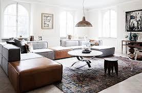 Design Apartment Stockholm | spacious with vintage accents interior design apartment in stockholm