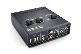 Usb Hub Novation Audiohub 2x4 Compact Audio Interface Usb Hub Full Compass