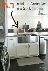 Country Kitchen Sink Ideas Best 25 Apron Sink Ideas On Pinterest Farm Sink Kitchen Apron