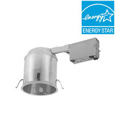 4 inch ic rated recessed lighting remodel halo h750 6 in aluminum led recessed lighting housing for remodel