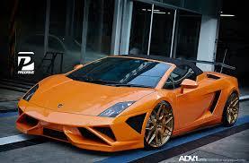 Lamborghini Gallardo Lp560 4 Spyder - arancio borealis lamborghini gallardo lp560 4 spyder on manbronze