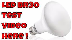 Par30 Led Light Bulb by Led Bulb Br30 11 Watts Vs Led Bulb Par30 11 Watts Unboxing And