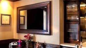 frame my tv tv mirror tv art cover tv frames