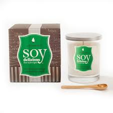 oh tree scented soy delcious candle soy delicious candles