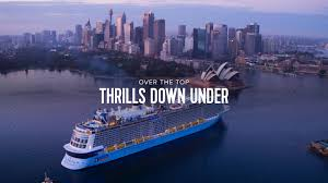 ovation of the seas most transformative cruise ship royal