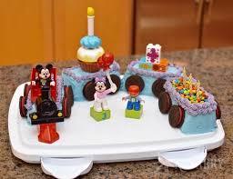 mickey mouse cake an easy birthday idea