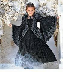 Scary Halloween Costumes Girls Age 10 Black Lace Vampira Girls Costume Spirithalloween Halloween
