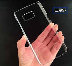 Pc Case Diy Cool For Samsung S7 Edge Plus Pc Phone Case Diy Clear Shockproof