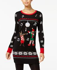 sweaters that light up hooked up by iot juniors dab disco light up sweater