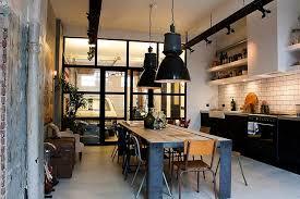industrial style kitchen island genial industrial style kitchen island lighting counter