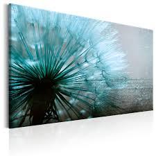 Modern Art Wohnzimmer Wandbilder Pusteblume Leinwand Bild Xxl Natur Kunstdruck