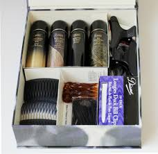 organize hair accessories oribe backstage 10 ways to reuse your oribe collection box