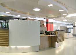 Oval Reception Desk Andrew Hall Furniture