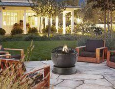 Pleasant Hearth Fire Pit - pleasant hearth solus deep wood burning fire pit 26x26 backyard