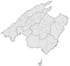 Majorca Spain Map File Mapa Comarcal De Mallorca Svg Wikimedia Commons
