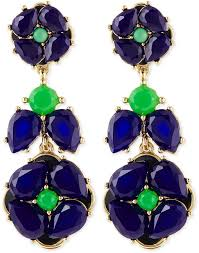 where to buy petals kate spade new york izu petals statet earrings blue where to buy