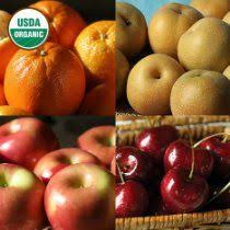 fresh fruit delivery monthly organic fruit of the month club at harry and david http www