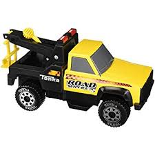 Tow Truck Business Cards Amazon Com Max Tow Truck Turbo Speed Truck Blue Toys U0026 Games