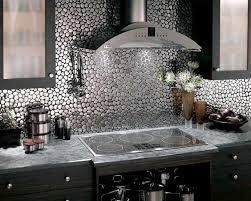 White Metal Kitchen Backsplash  Backsplash Ideas For White - White metal kitchen cabinets
