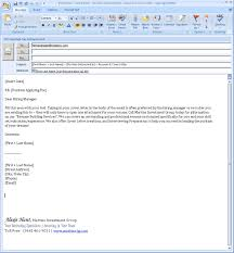 elegant email cover letter format 14 about remodel download cover