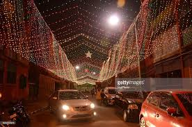 Christmas Lights For Cars India Christmas Festival Pictures Getty Images