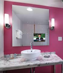 Tv In Mirror Bathroom by Loft Bathroom Mirror Tv At The Flamingo Las Vegas Bathroom Ideas