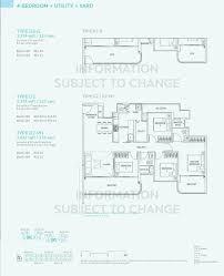 City View Boon Keng Floor Plan by Hundred Palms Residences Ec Yio Chu Kang And Hougang Executive