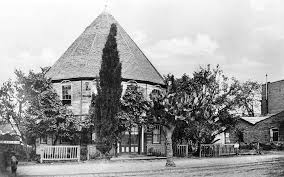 an odd house from beer garden to kindergarten kcet