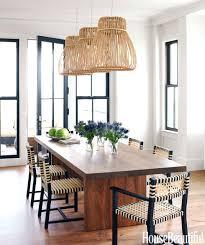 glass pendant lights over dining table pendant lighting over