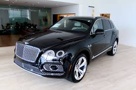 bentley suv inside 2018 bentley bentayga w12 signature stock 8n017200 for sale near