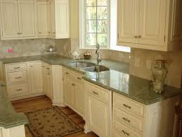granite countertop kitchen cabinets white and brown cheapest 4