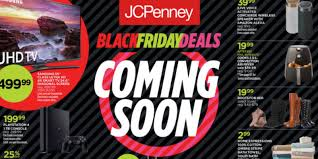 jcpenney s black friday 2017 ad is here w deals on home