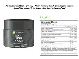 it works hair skin and nails hsn black hair media forum page 2