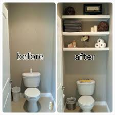 bathroom closet organization ideas diy water closet bathroom floating shelves and decorations small