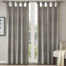 Curtains Ring Top Ring Top Bamboo Curtains Wayfair