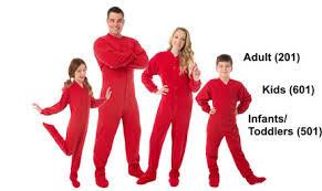 matching footed pajamas sets big footed onesie pajamas