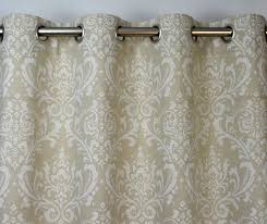 120 Drapery Panels Cloud Light Gray Taupe Beige Ivory Natural Linen Traditions