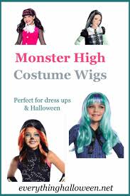 Halloween Monster High Doll 152 Best Monster High Rules Images On Pinterest