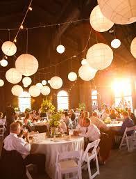 wedding lighting ideas lighting summer paper lanterns for wedding reception 20