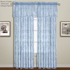 bling sequined sheer window treatment