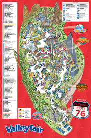 Mn State Parks Map 7 Best Valley Fair Images On Pinterest Valley Fair Twin Cities