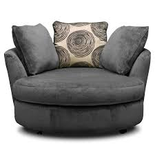 Grey Chair And A Half Design Ideas Living Room Design Lighting Ideas Install A Fancy L For A
