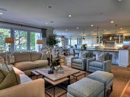 Kitchen Living Room Designs Open Living Room Designs Conceptstructuresllc Com