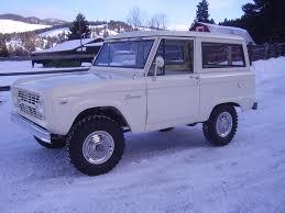 white bronco car restorations pg5