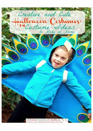 Halloween Crafts To Make At Home - creative and cute halloween costumes 14 costume ideas to make at